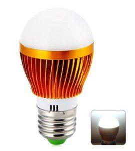 LED 7W Bulb White