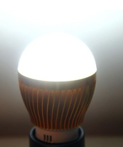 LED 7W Bulb White_1