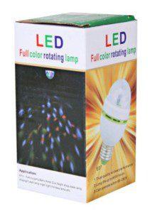 LED Disco Light box
