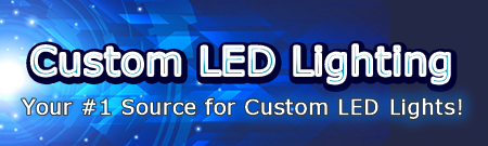 Your #1 source for custom LED lighting